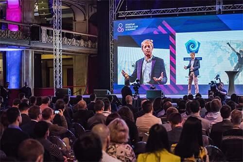 Startup World Cup & Summit 2017